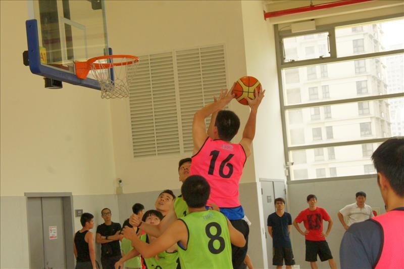 2018淡水盃三對三籃球賽