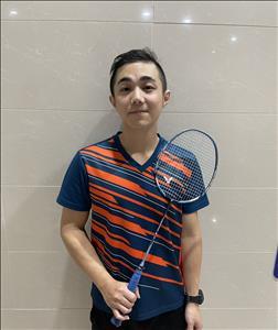 李世律羽球教練照片
