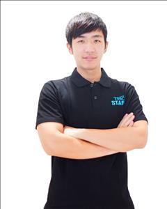 吳諺麟教練照片